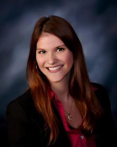 Portrait of Kristin J. Gredys