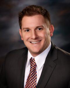 Portrait of Matthew J. Gredys